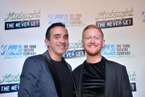 Mark Cortale and Max Friedman