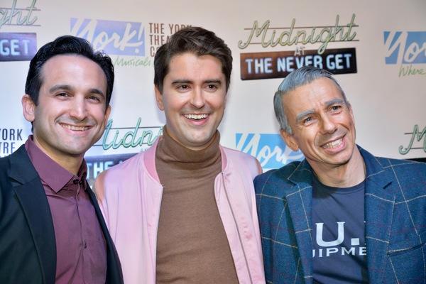 Jeremy Cohen, Sam Bolen and Jon Peterson Photo