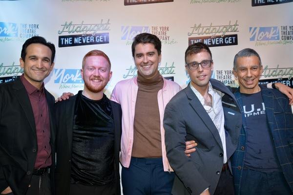 Jeremy Cohen, Max Friedman, Sam Bolen, Mark Sonnenblick (Book, Music and Lyrics) and  Photo