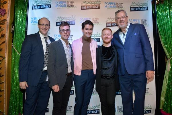 Michael Chase Gosselin, Mark Sonnenblick, Sam Bolen, Max Friedman and Tim Sulka Photo