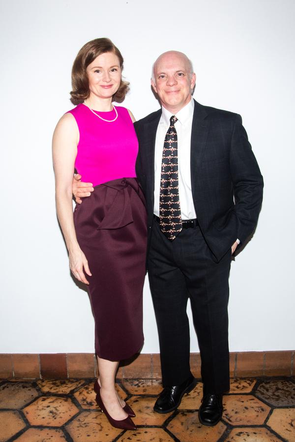Claire Brownell, Eddie Korbich