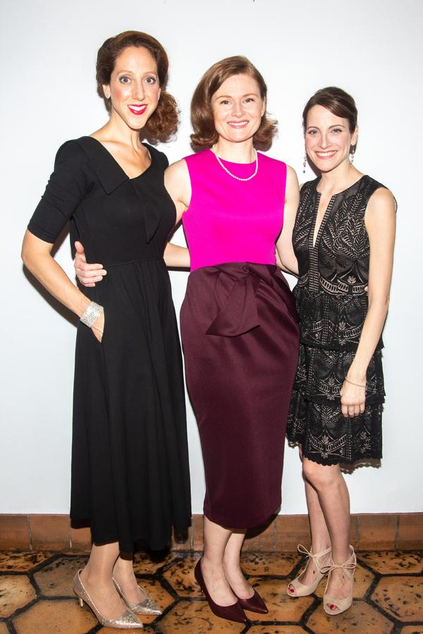 Alison Cimmet, Claire Brownell, Jazmin Gorsline  Photo