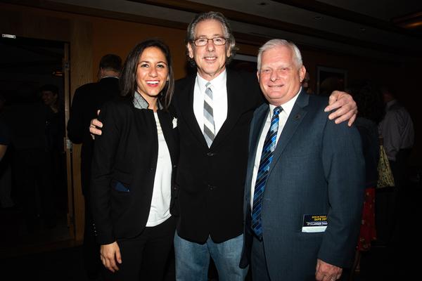 Leah Michalos, Michael Parva, Ted Snowden Photo