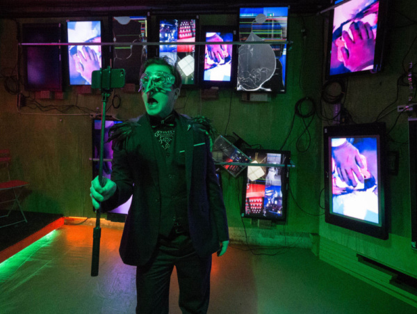 Photo Flash: First Look at Strawdog Theatre Company's MASQUE MACABRE