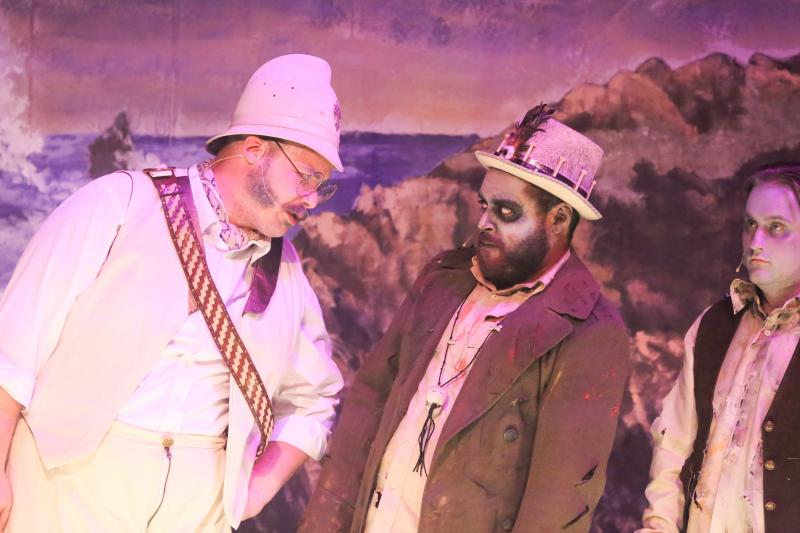 BWW Review: THE ZOMBIES OF PENZANCE Breathes New Life and Steals Hearts at The Marcelle