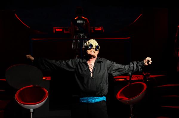 Nelsen Spickard as Prospero