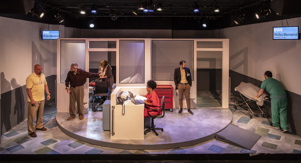 Photo Flash: First Look at the World Premiere of EDGE OF LIFE in Chicago