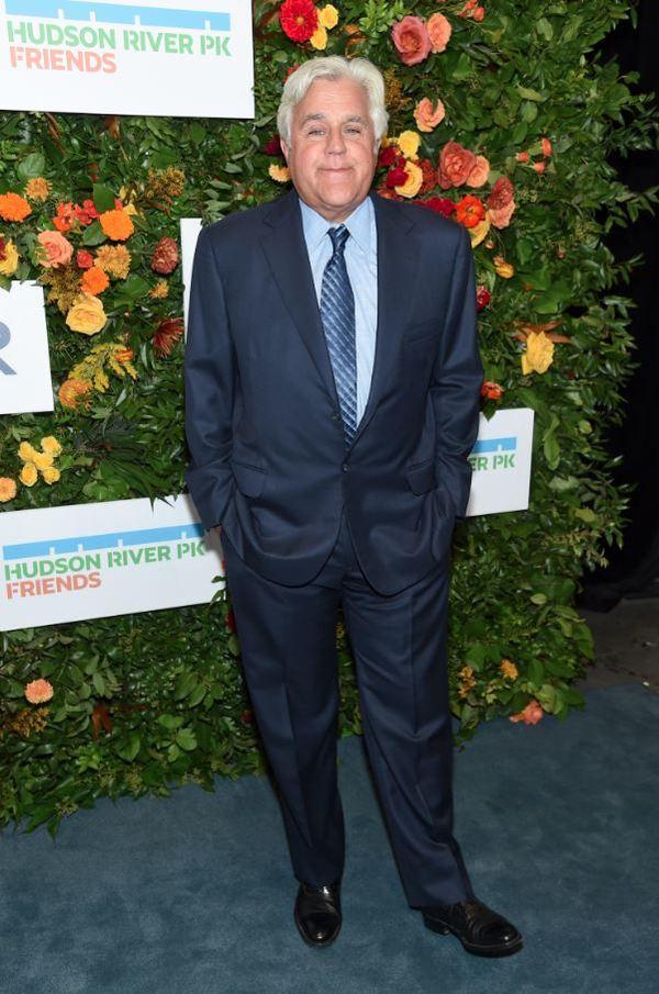 Photo Flash: Jay Leno Hosts the 20th Anniversary Gala Celebrating Hudson River Park
