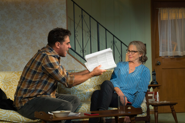 Photo Flash: First Look at Daniel Radcliffe, Bobby Cannavale, and Cherry Jones in THE LIFESPAN OF A FACT