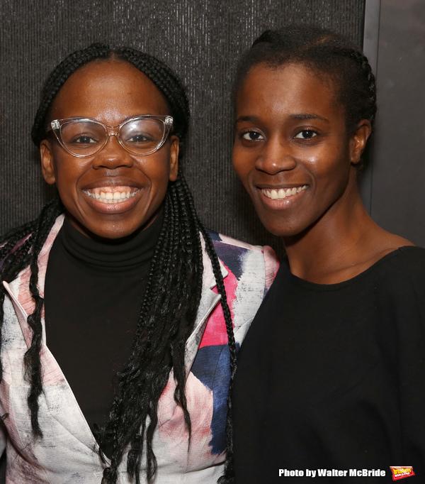 Ngozi Anyanwu and Awoye Timpo
