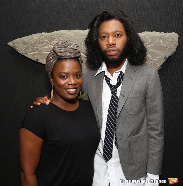 Antoinette Nwandu and  Jeremy O. Harris