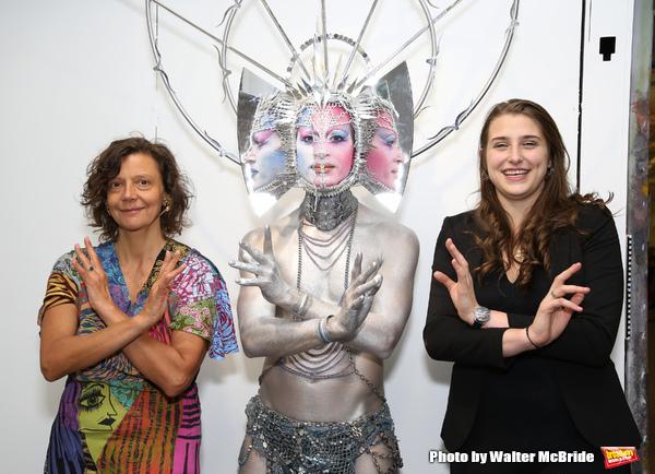 Anita Durst, Darrell Thorne and Leah Lane  Photo