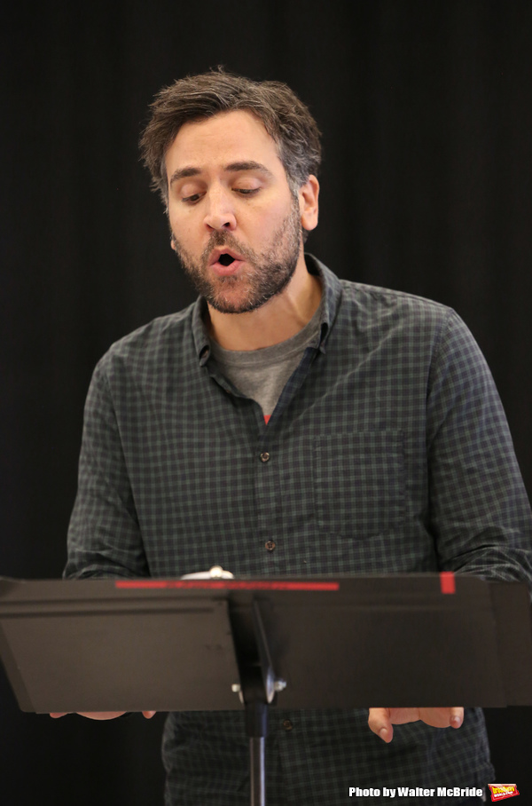 Photo Coverage: In Rehearsal With Megan Hilty, Josh Radnor, and the Cast of The Kennedy Center's LITTLE SHOP OF HORRORS