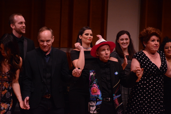 Photo Coverage: Kelli Barrett, Lisa Howard, and More at the 17th Annual BROADWAY UNPLUGGED Concert