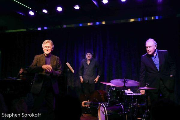 Alan Broadbent, Harvie S, Billy Mintz