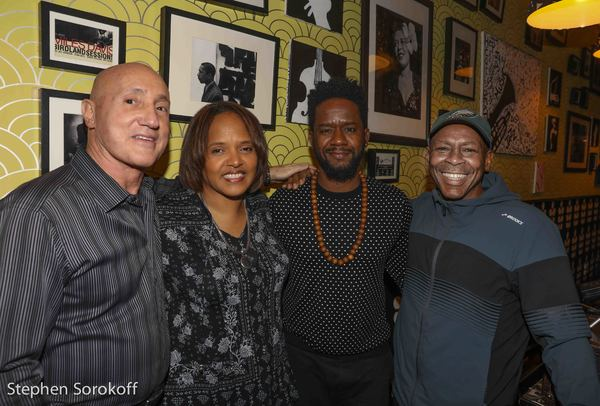 Gianni valenti, Terri Lyne Carrington, Ben Williams, Keven Eubanks
