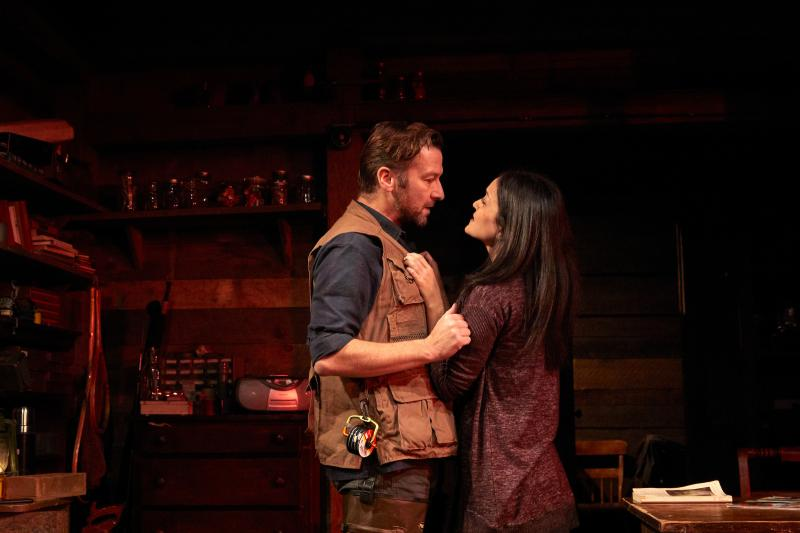 BWW Review: THE RIVER at TheaterWorks