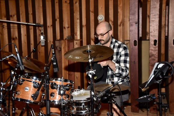 Jon Epcar (Drums) Photo