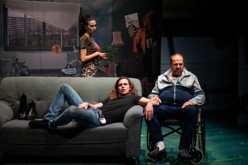 BWW Review: ALL STARS  at Nieuwe Luxor Theater Rotterdam: THE BROMANCE IS REAL