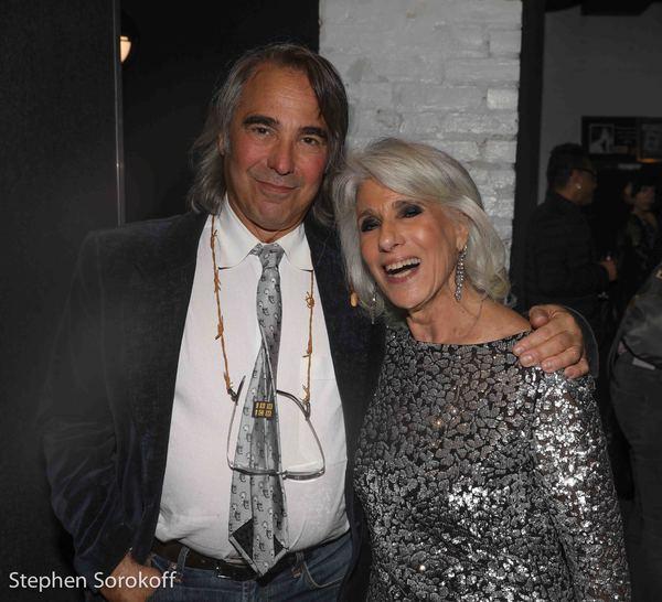 Terry Gruber & Jamie deRoy Photo