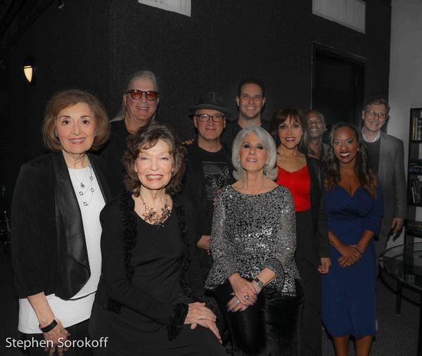 Nancy Ford, Ron Abel, Gretchen Cryer, Donnie Kehr, Jamie deRoy, Steven Scott, Joan Ry Photo