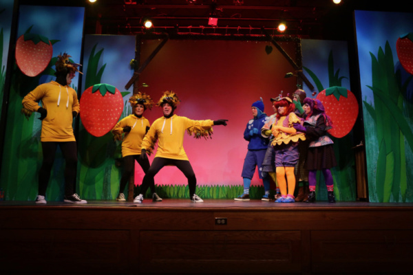 Photo Flash: First Look at Pantochino's BEAT BUGS: A MUSICAL ADVENTURE