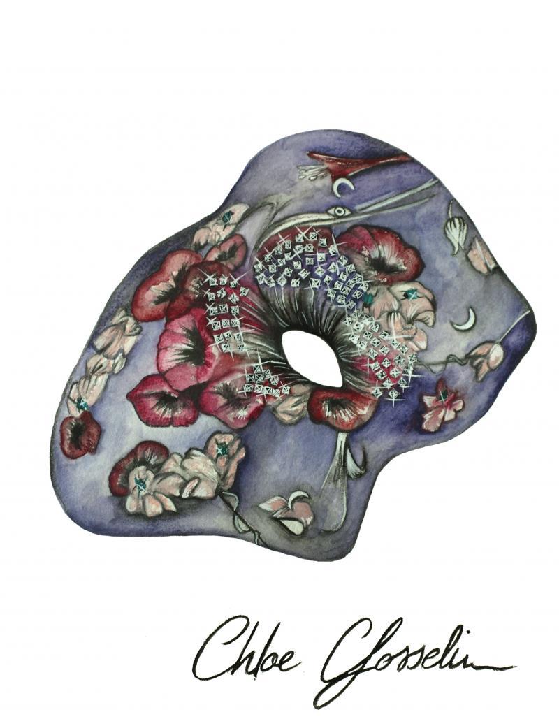 30 Designers Unite to Transform the Iconic Mask of THE PHANTOM OF THE OPERA