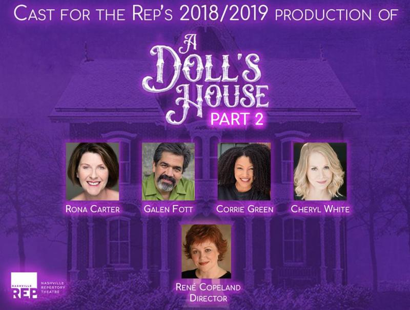 BWW Review: Nashville Rep's Stunning and Provocative A DOLL'S HOUSE, PART 2