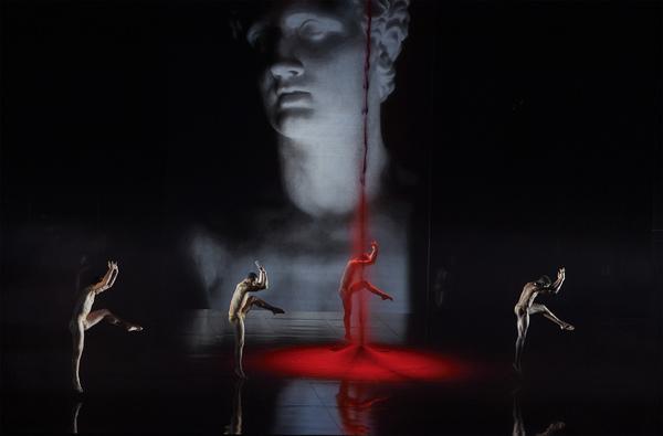 Photo Flash: Rufus Wainwright's HADRIAN at the Canadian Opera Company
