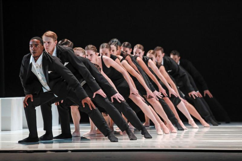 BWW Review: FALL WORKS Fetes Bernstein and Robbins in Witty Style
