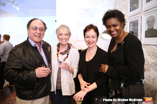 Carol Hall, Lynn Ahrens and Kirsten Childs  attends the Dramatists Guild Fund Music H Photo