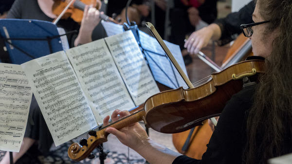 Photo Flash: Edward Guo Honored by Associated Chamber Music Players