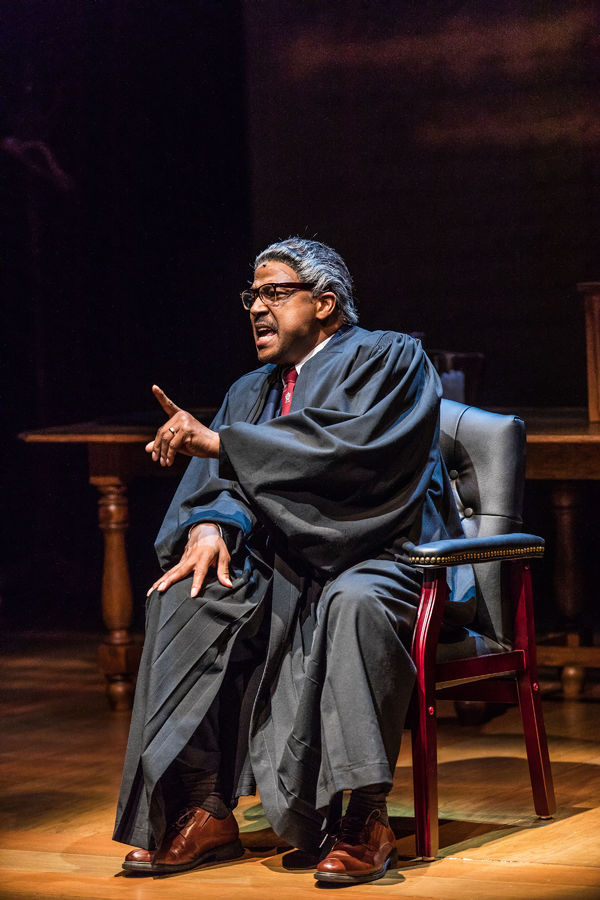 Photo Flash: First Look at Geva Theatre Center's THURGOOD