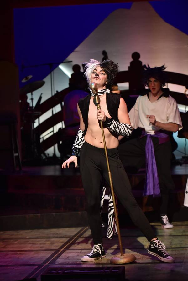 Photo Flash: First Look at HOT MIKADO at Theatre UCF