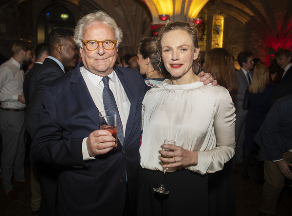 Richard Eyre, Maxine Peake Photo