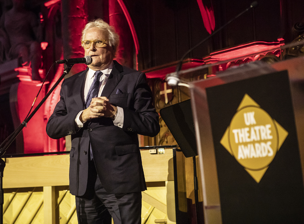 Gielgud Award for Excellence in the Dramatic Arts, Richard Eyre Photo
