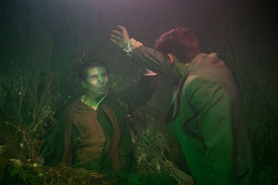 BWW Review: Unbound Productions Rouses the Dead with WICKED LIT: THE CHIMES AND THE CORPSE