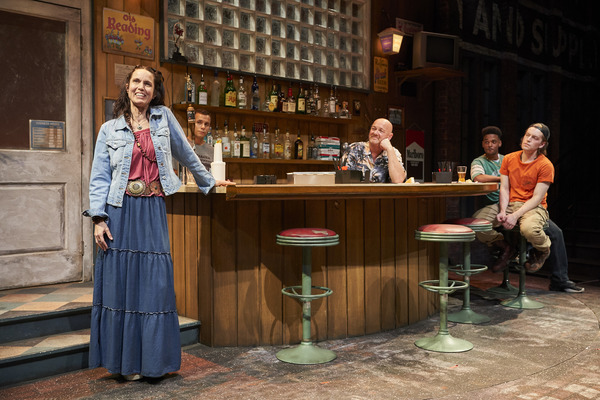 Photo Flash: Cleveland Playhouse Presents Lynn Nottage's SWEAT