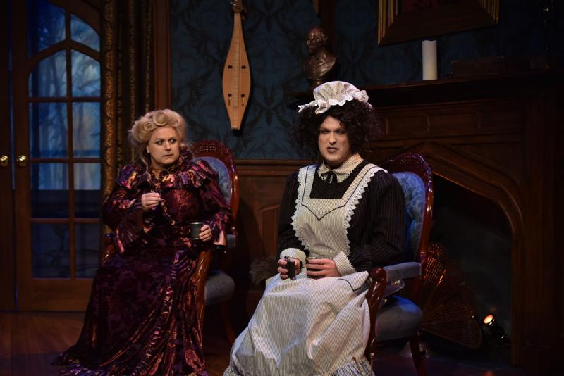 BWW Review: 'THE MYSTERY OF IRMA VEP–A Penny Dreadful' at Orlando Shakes
