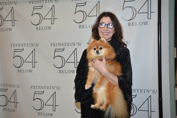 Joanna Gleason and Trixie