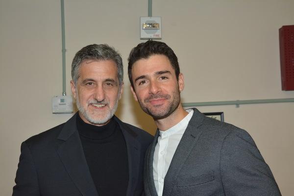 Bill Berloni and Adam Kantor