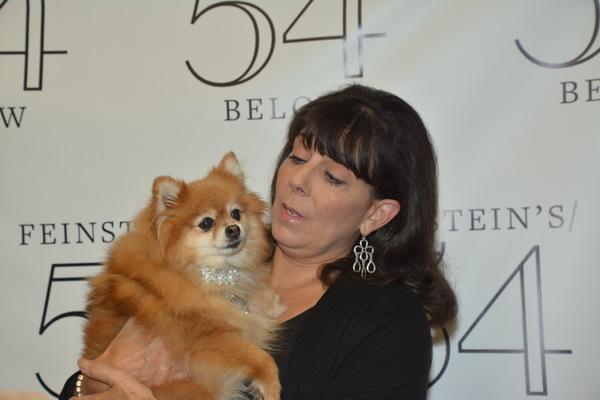 Trixie and Christine Pedi