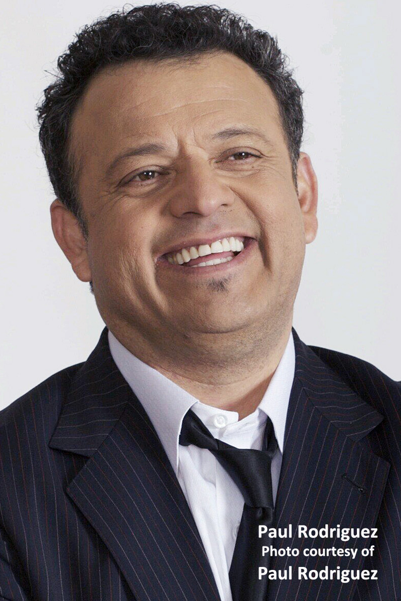 BWW Interview: Paul Rodriguez Transitions Easily From Playing Comedy Clubs to Playing God
