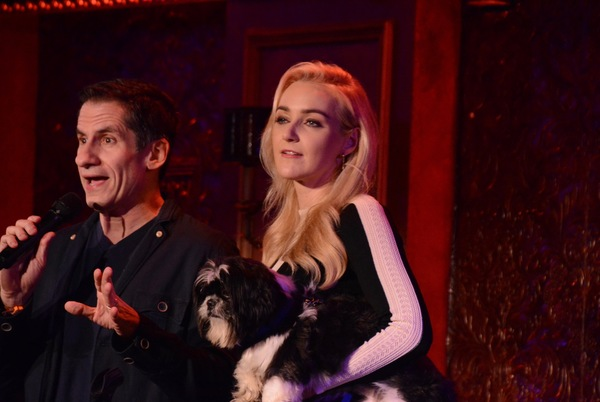 Seth Rudetsky, Sheik of Araby and Betsy Wolfe