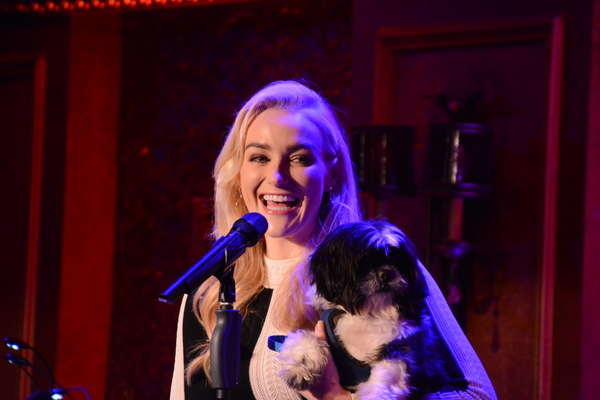Betsy Wolfe and Sheik of Araby