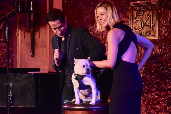 Photo Coverage: Adam Kantor, Betsy Wolfe, Ana Gasteyer, and More Perform in BEST IN SHOWS Benefit at Feinstein's/54 Below