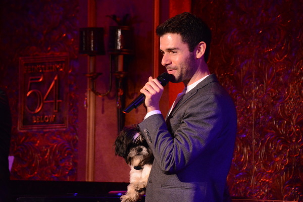 Adam Kantor and Sheik of Araby