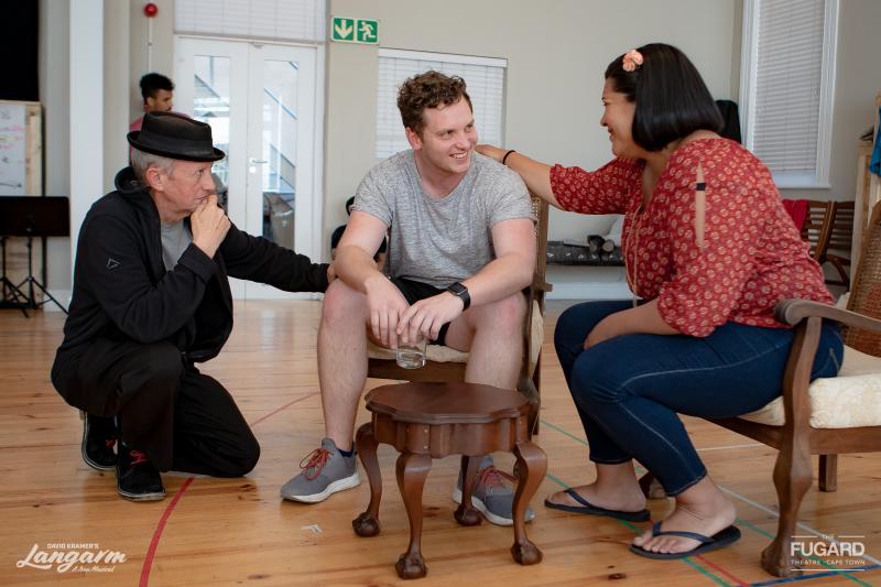 BWW Interview: LANGARM Leads Delve Into David Kramer's Unmissable New Musical