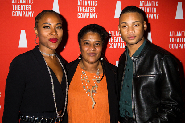 Photo Coverage: Atlantic Theater Company Celebrates Opening Night of FIREFLIES