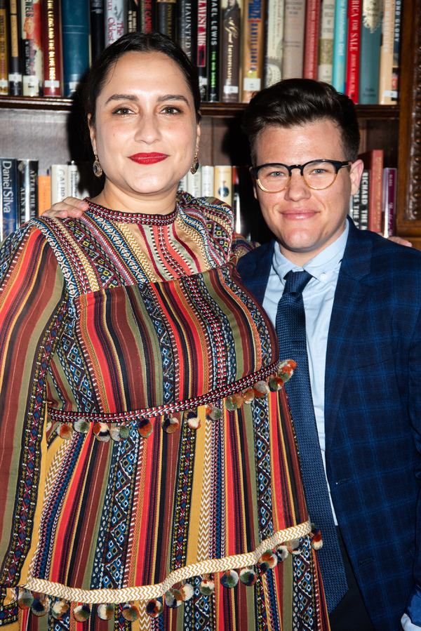 Photo Flash: Lauren Yee and Jaclyn Backhaus Receive 2018 Horton Foote Prize